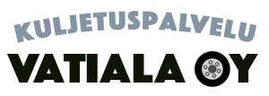 Kuljetuspalvelu Vatiala Oy Logo